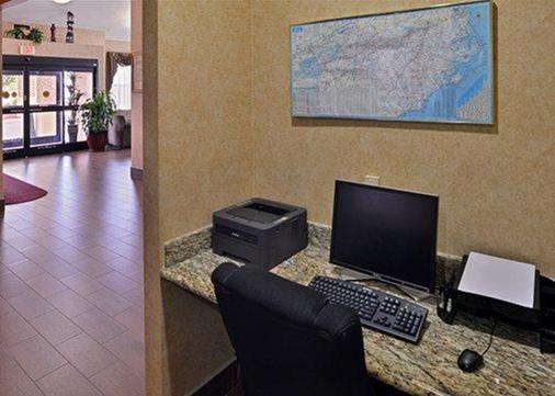 Comfort Inn - Asheboro - Business centre