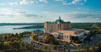 Chateau On The Lake Resort Spa And Convention Center - Branson - Κτίριο