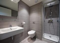 Staycity Aparthotels Rue Garibaldi - Lyon - Baño