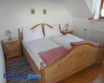 Hofer Familie Gabbichler - Sankt Kathrein am Offenegg - Bedroom