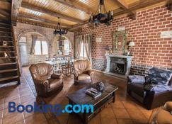 Casa Rural Rio Agueda - Ciudad Rodrigo - Living room