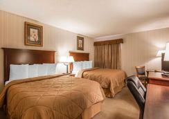 Quality Inn and Conference Centre - Red Deer - Makuuhuone