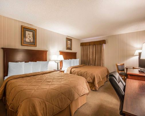 Quality Inn and Conference Centre - Red Deer - Phòng ngủ