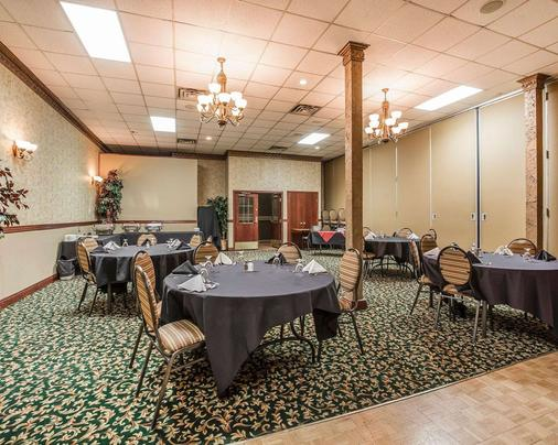 Quality Inn and Conference Centre - Red Deer - Juhlasali