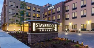 Staybridge Suites Seattle - Fremont - Seattle - Building