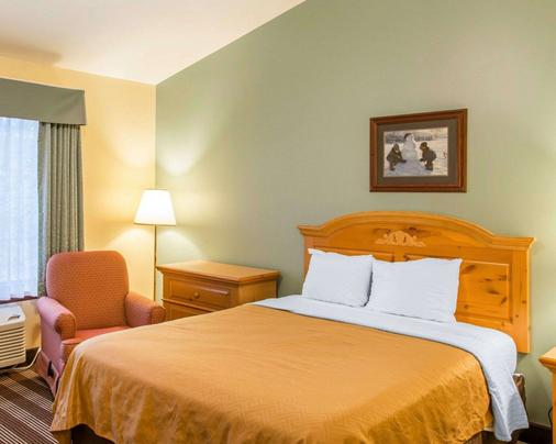 Econo Lodge Inn & Suites - Eau Claire - Makuuhuone
