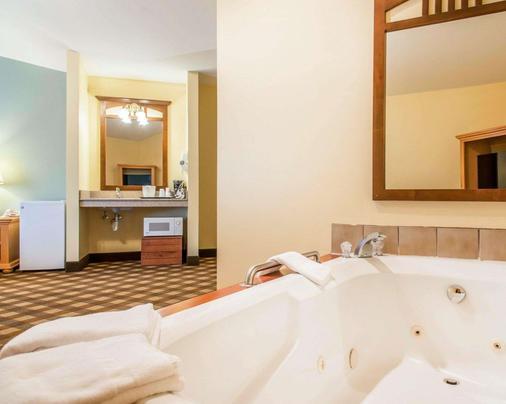 Econo Lodge Inn & Suites - Eau Claire - Kylpyhuone