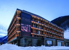 Hotel Zhero - Ischgl/Kappl - Kappl - Building