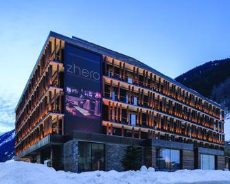 Hotel Zhero - Ischgl/Kappl - Kappl - Gebäude