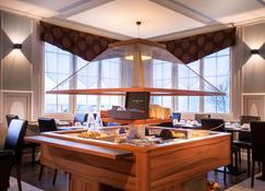 Best Western Hotel Ile de France - Шато-Тьерри - Ресторан