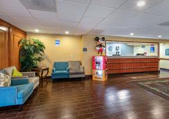 Comfort Inn & Suites Anaheim - Anaheim - Hành lang
