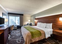 Comfort Inn & Suites Anaheim - Anaheim - Makuuhuone