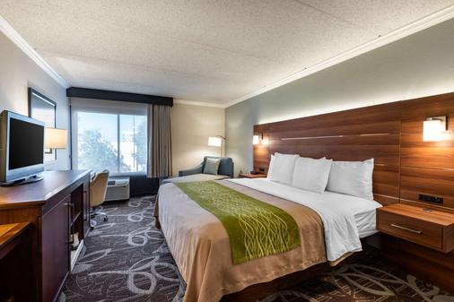 Comfort Inn & Suites Anaheim - Anaheim - Phòng ngủ
