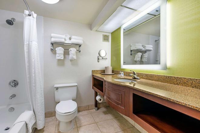 Comfort Inn & Suites Anaheim - Anaheim - Kylpyhuone