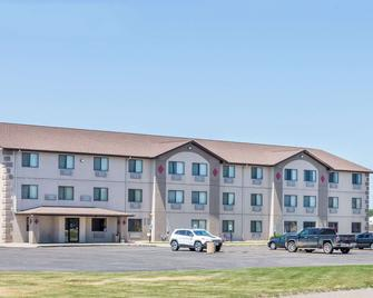Super 8 by Wyndham Sioux City South - Sioux City - Gebouw