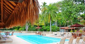 Ab Del Sol Campestre - Hotel - Santa Fe de Antioquia - Piscina