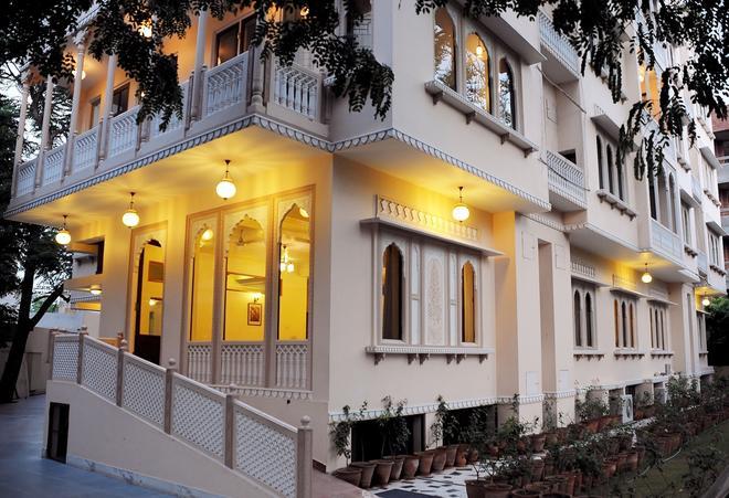 Om Niwas Suite Hotel - Jaipur - Toà nhà