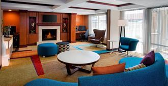 Fairfield Inn & Suites by Marriott Merrillville - Merrillville - Living room