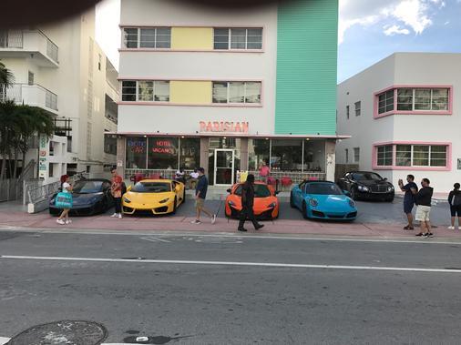 Parisian Hotel South Beach - Miami Beach - Näkymät ulkona