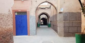 Majorelle Hostel - Marrakech - Vista del exterior
