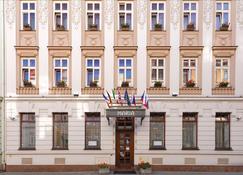 Hotel Maria - Ostrawa - Budynek