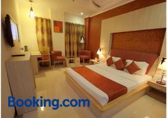 Hotel Rajshree - Chandigarh - Phòng ngủ