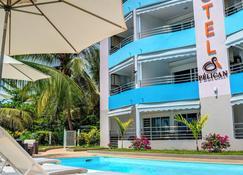 Hotel Pelican - Schoelcher - Zwembad