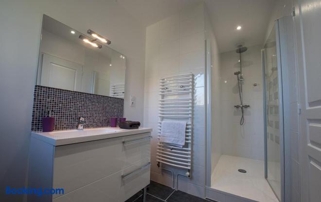 Chambres d'hôtes Villa Volcano - Durtol - Bathroom