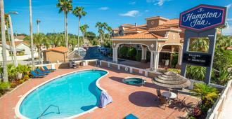 Hampton Inn St. Augustine/Historic District - St. Augustine - Piscina