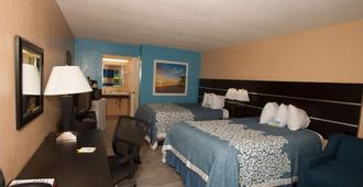 Days Inn by Wyndham Fort Myers Springs Resort - Fort Myers - Schlafzimmer