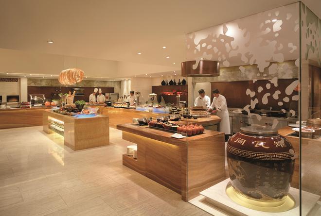 Shangri-La Hotel, Changchun - Changchun - Buffet