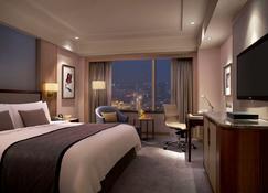 Shangri-La Changchun - Chángchūn - Schlafzimmer