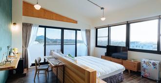 Chillax Inn - Hengchun - Bedroom