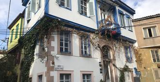 Atilla Bey Konagi - אייבאליק - בניין