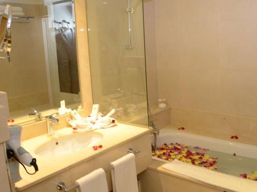 奧迪塞花園飯店 - 阿加迪爾 - 浴室