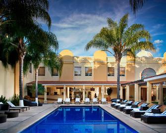 Ixtapan de la Sal Marriott Hotel, Spa & Convention Center - Ixtapan de la Sal - Bazén