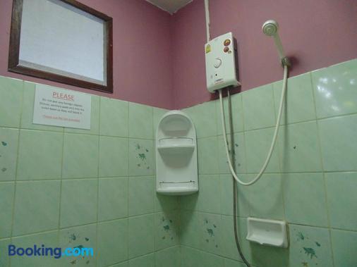 Moonhut Bungalows - Ko Samui - Phòng tắm
