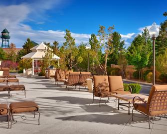 Springhill Suites Lehi At Thanksgiving Point - Lehi - Patio