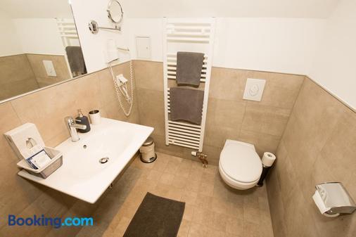 Hotel Gut Grossrotter Hof (ehem. Hotel Schmitte) - Cologne - Phòng tắm