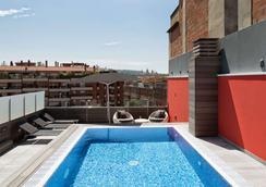 Hotel Catalonia Roma - Barcelona - Pool