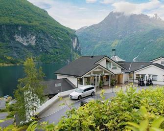 Grande Fjord Hotel - Geiranger - Gebäude