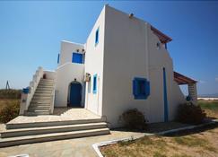 Lianos Studios - Mikri Vigla - Building