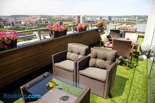 Balu Apartments - Prague - Balcony