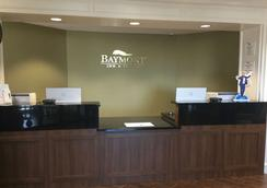 Baymont by Wyndham Page Lake Powell - Page - Front desk