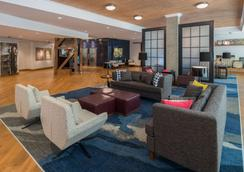 Hampton Inn and Suites by Hilton Portland-Pearl District - Πόρτλαντ - Σαλόνι ξενοδοχείου
