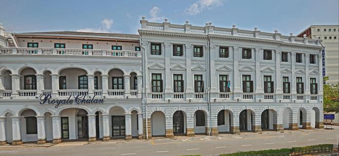 Royale Chulan Penang - George Town - Κτίριο