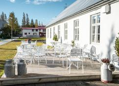 Skyr Guesthouse - Hveragerdi - Patio