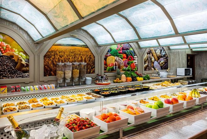Hotel Continental Palacete - Barcelona - Buffet