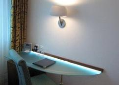 The New Midi - Ginebra - Servicio de la habitación