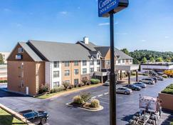 Comfort Inn and Suites Smyrna - Smyrna - Edifício
